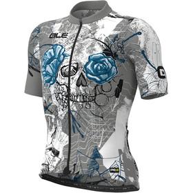 Alé Cycling PRR Skull SS Jersey Men, grey